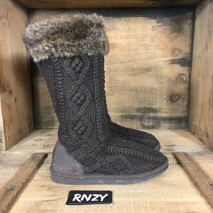 LL Bean Knit Tall Boot